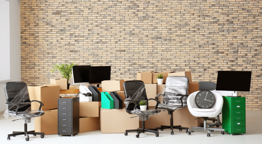 Office removals Malaga